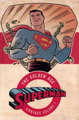 Superman - The Golden Age édition TPB hardcover (cartonnée) - Omnibus