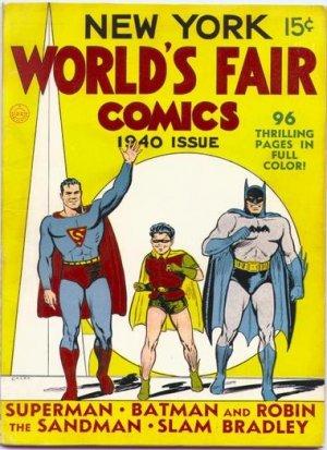 The New York World's Fair Comics # 2 Issues