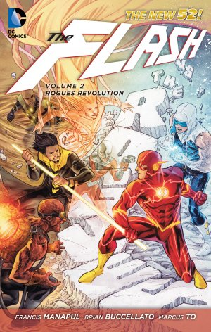 Flash 2 - Rogues Revolution
