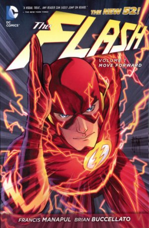 Flash édition TPB softcover (souple) - Issues V4
