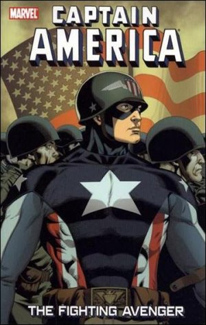 Captain America The Fighting Avenger édition TPB softcover (souple)