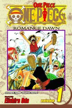 One Piece édition Américaine