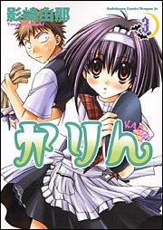 couverture, jaquette Chibi Vampire - Karin 3  (Kadokawa) Manga