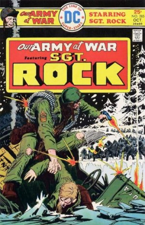 Our Army at War # 285 Issues (1952 - 1977)