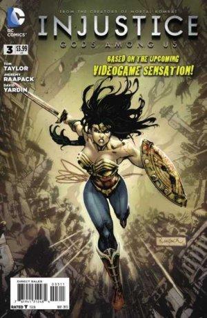 Injustice - Les Dieux Sont Parmi Nous # 3 Issues (2013 - 2014)