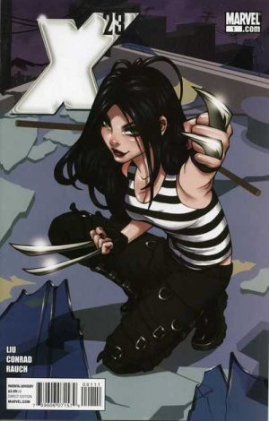 X-23 # 1 Issues V3 (2010 - 2012)