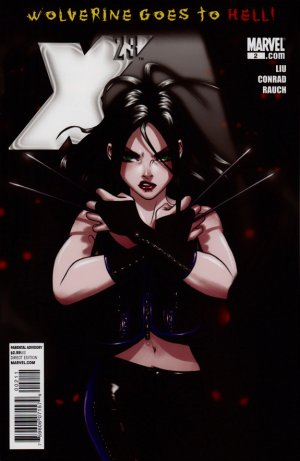X-23 # 2 Issues V3 (2010 - 2012)