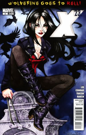 X-23 # 3 Issues V3 (2010 - 2012)