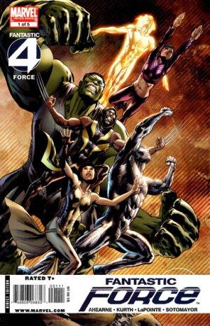 Fantastic Force édition Issues V2 (2009)