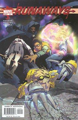 Les Fugitifs # 12 Issues V1 (2003 - 2004)