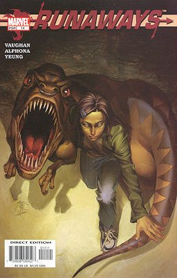 Les Fugitifs # 14 Issues V1 (2003 - 2004)