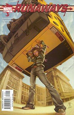 Les Fugitifs # 15 Issues V1 (2003 - 2004)