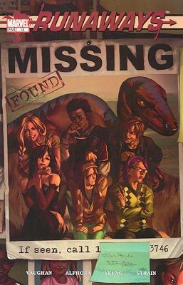 Les Fugitifs # 18 Issues V1 (2003 - 2004)