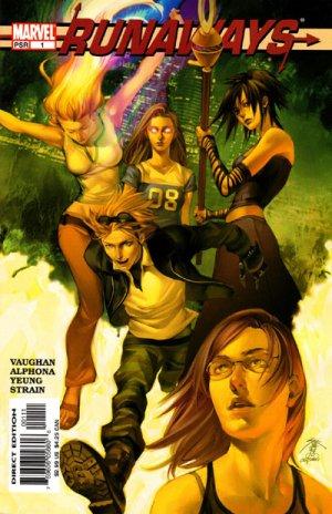Les Fugitifs # 1 Issues V2 (2005 - 2008)