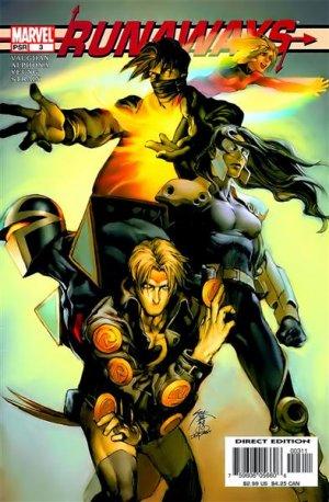 Les Fugitifs # 3 Issues V2 (2005 - 2008)