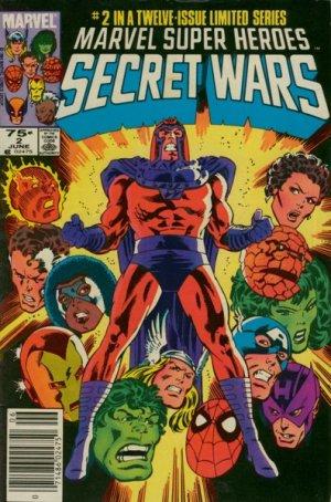 Les Guerres Secrètes # 2 Issues (1984 - 1985)
