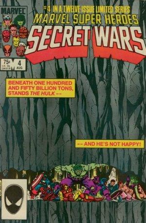 Les Guerres Secrètes # 4 Issues (1984 - 1985)
