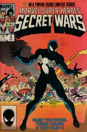 Les Guerres Secrètes # 8 Issues (1984 - 1985)