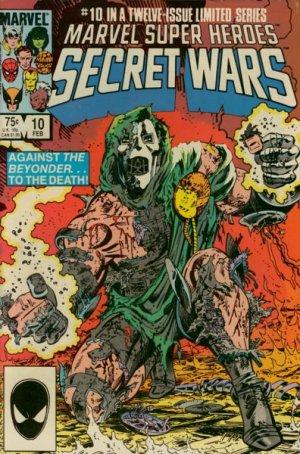 Les Guerres Secrètes # 10 Issues (1984 - 1985)