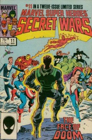 Les Guerres Secrètes # 11 Issues (1984 - 1985)