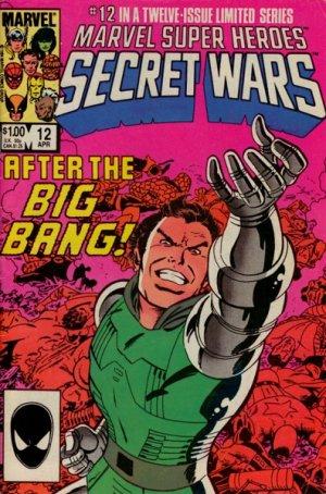 Les Guerres Secrètes # 12 Issues (1984 - 1985)