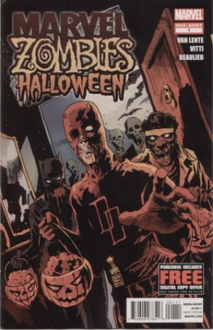 Marvel Zombies Halloween édition Issue (2013)