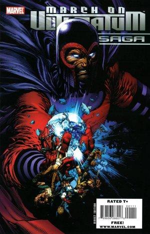 March on Ultimatum Saga # 1 Issues