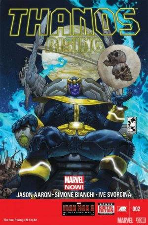 Thanos - L'Ascension de Thanos # 2 Issues (2013)