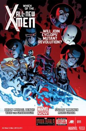 All-New X-Men # 11 Issues V1 (2012 - 2015)