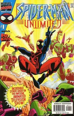 Spider-Man Unlimited édition Issues V2 (1999 - 2000)