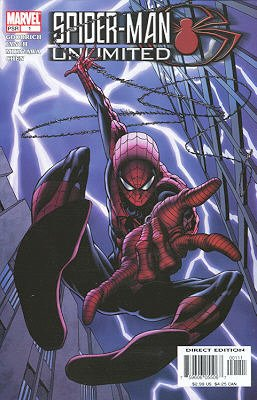 Spider-Man Unlimited édition Issues V3 (2004 - 2006)