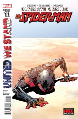 Ultimate Comics - Spider-Man # 18