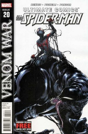 Ultimate Comics - Spider-Man # 20