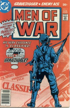Men of War édition Issues V1 (1977 - 1980)