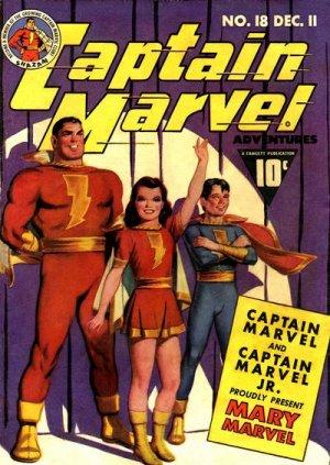 Captain Marvel Adventures # 18 Issues V1 (1941 - 1953)