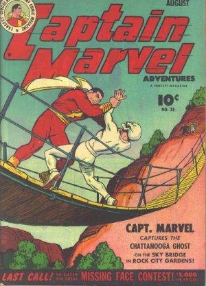 Captain Marvel Adventures # 38 Issues V1 (1941 - 1953)