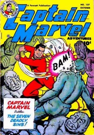 Captain Marvel Adventures # 137 Issues V1 (1941 - 1953)