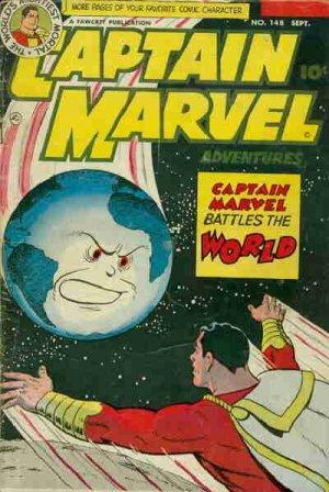 Captain Marvel Adventures # 148 Issues V1 (1941 - 1953)