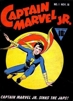 Captain Marvel, Jr. édition Issues V1 (1942 - 1953)
