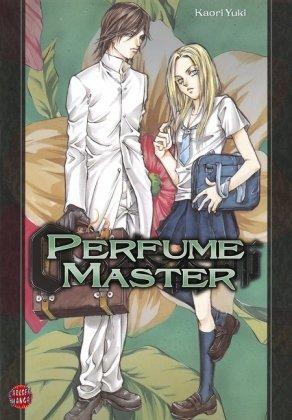 couverture, jaquette Le Parfum  Allemande (Carlsen manga)