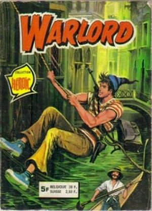 Warlord édition Intégrale