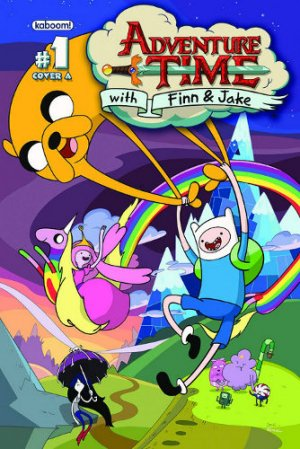 Adventure time édition Issues