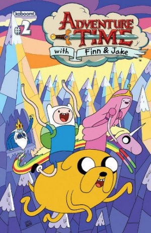 Adventure time # 2 Issues