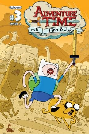 Adventure time # 3 Issues