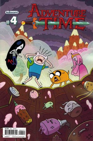 Adventure time # 4 Issues