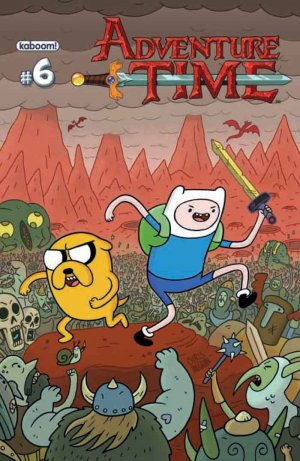 Adventure time # 6 Issues