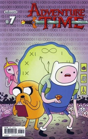 Adventure time # 7 Issues