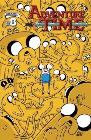 Adventure time # 8 Issues