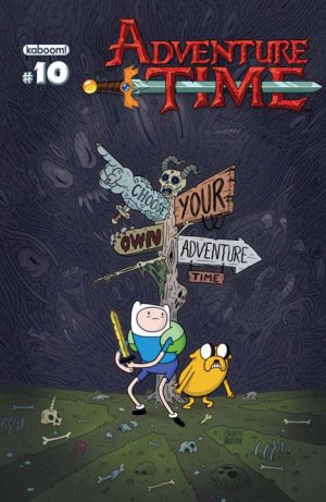 Adventure time # 10 Issues