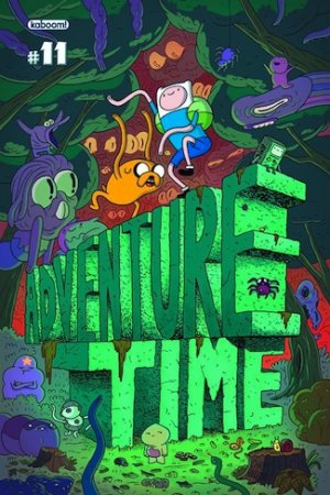 Adventure time # 11 Issues